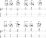 akkorder:cm6-er-am7b5_iim7-v7-im7-moll.png