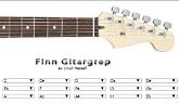 App for å finne gitargrep